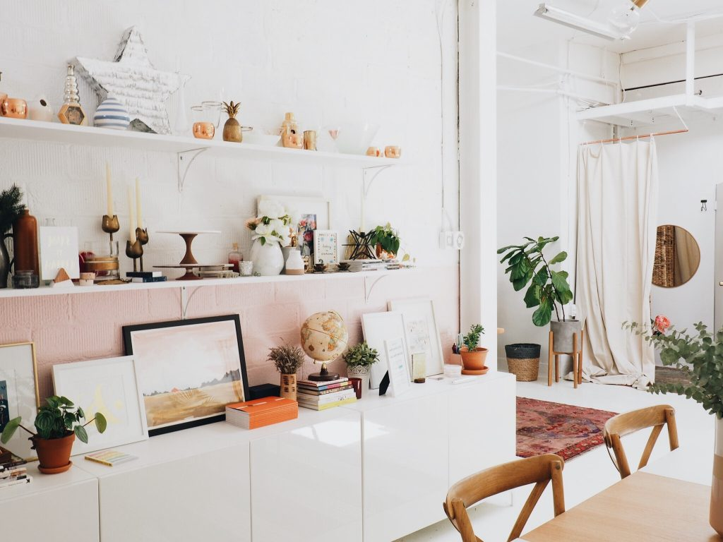 Living room - help with decluttering