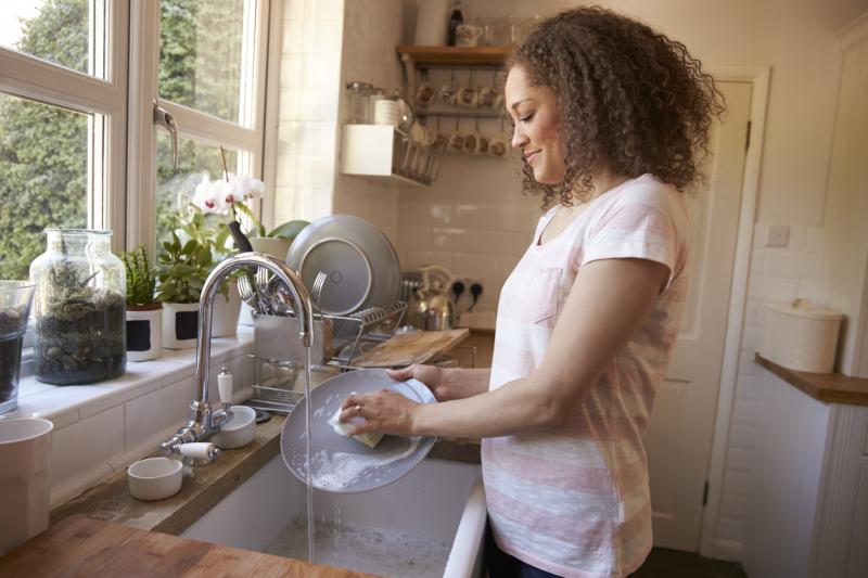 THE LADY: Top ten tips on mindful housework