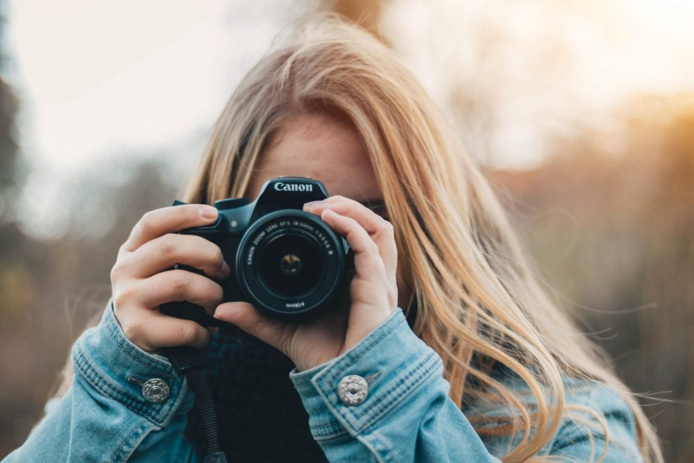 Organising photos and videos