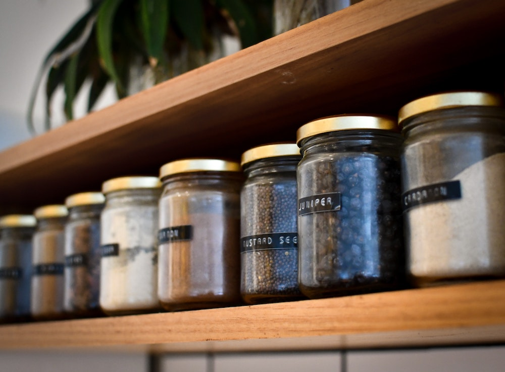 kitchen organising products