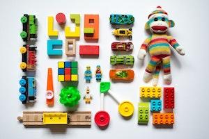 Our Favourite Ways to Organise Kids Toys