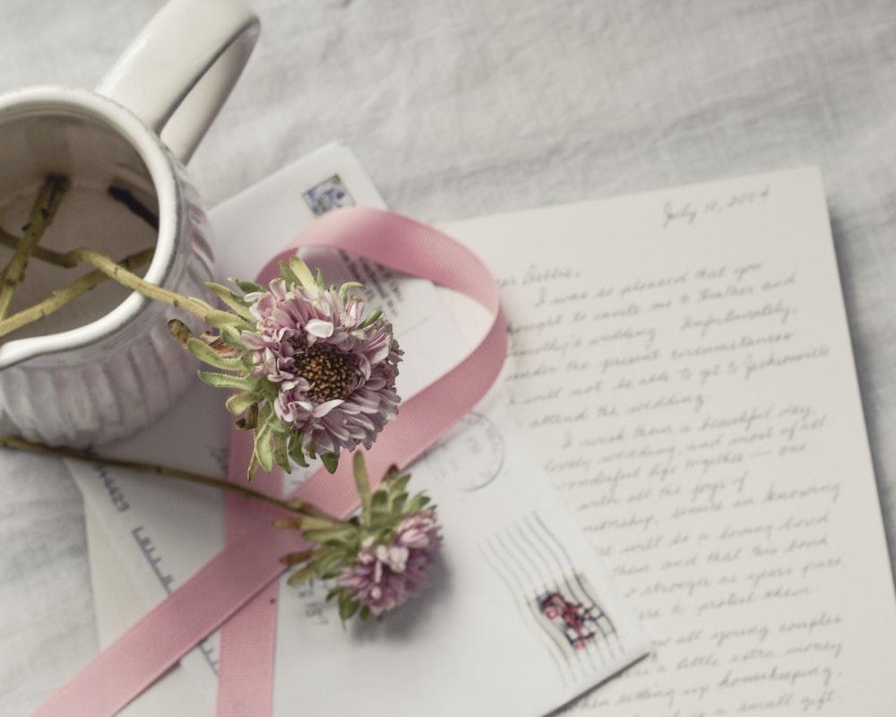 sentimental items for memory box